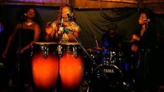 Namatayi Chipanga  LIVE on Congas