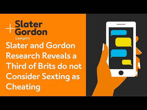 A Third of Brits do Not Consider Sexting as Cheating