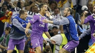 Real Madrid vs Juventus 4-1 UEFA FINALS 2017 All Goals and Highlights