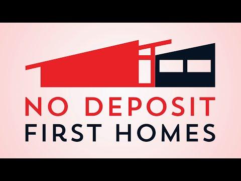 No Deposit First Homes