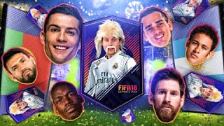 OMG A WALKOUT INFORM! MY FIRST FIFA 18 PACK OPENING! FIFA 18 Ultimate Team