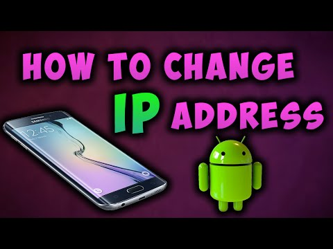 How to Change IP on Android Phone - USA