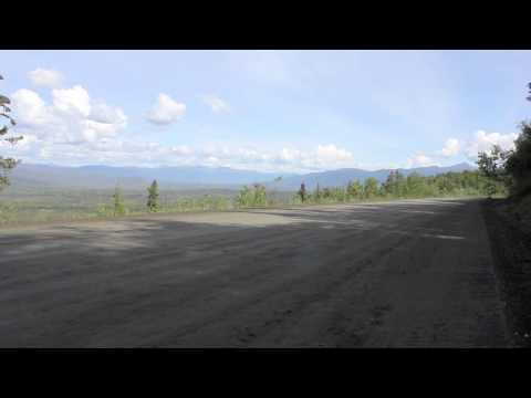 A ride to Alaska by estaflem