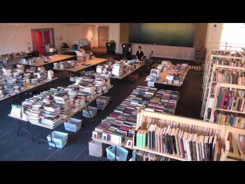 Friends of VCU Libraries Book Sale: A Look Behind the Scenes