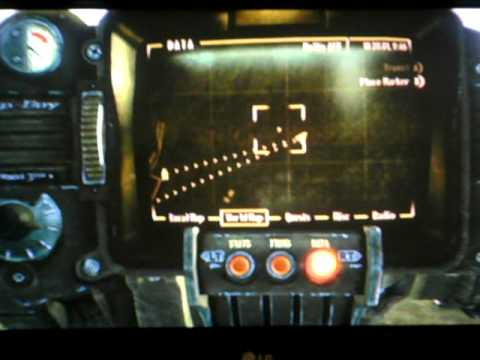 Fallout New Vegas Out of Bounds Deer Reindeer Easter Egg