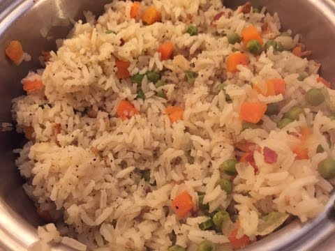 How to Make Texas Style Rice Pilaf