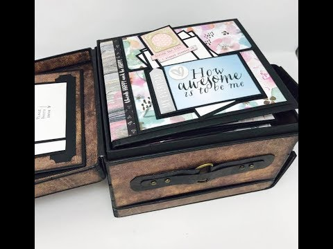 Full Disclosure - Vintage Case and Scrapbook Final Review