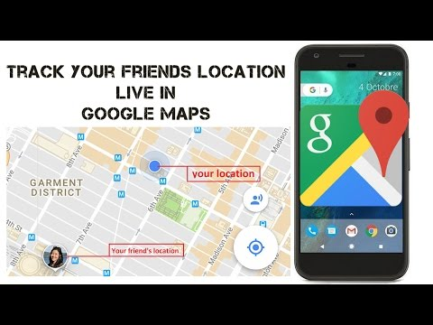 Track your friends with Google maps live tracking.. Official Roll-out!!!