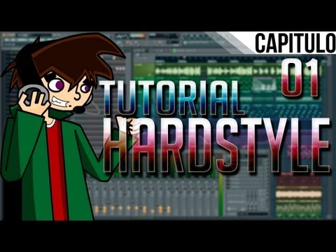 Como hacer musica Hardstyle | Melodia | Tutorial | Fl Studio