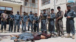 Taliban Hangs Five In Afghanistan