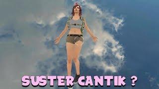 SUSTER CANTIK DI FREE FIRE ?!