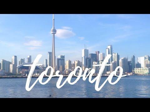 Tour Of Downtown Toronto