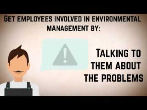 Green Games Project: Employee Involvement