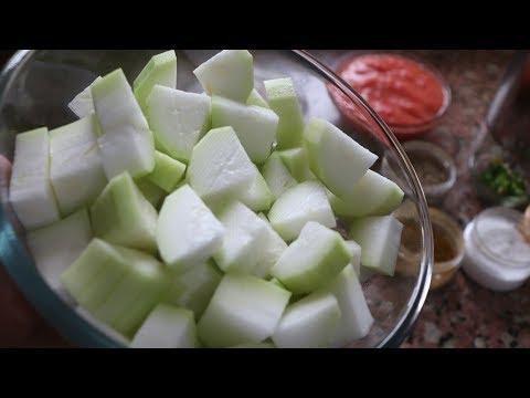 Xxx Mp4 Lauki Ki Sabzi बेसन लौकी की स्वादिष्ट सब्जी Ghiya Sabji Bottle Gourd Recipe In Hindi 3gp Sex