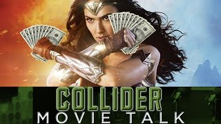 wonder woman becomes highest grossing dceu movie of all time collider movie talk