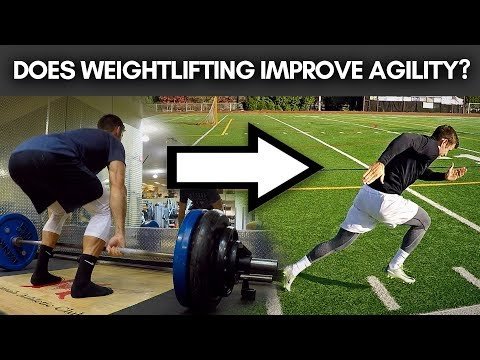 Does Weightlifting Make You LESS Agile for Soccer?