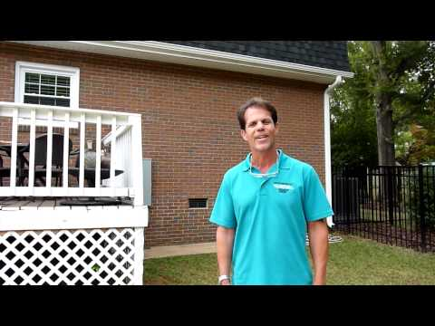 Charlotte deck porch  design build firm client objectives