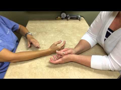 Thumb Exercises Following CMC Joint Repair | Fitzmaurice Hand Institute