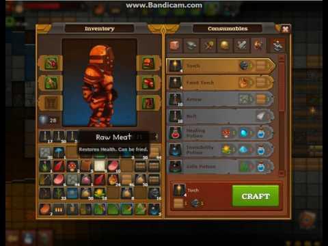 orion sandbox Youtube Walkthrough killing zarten and farming geliney for making invisiblity potion.