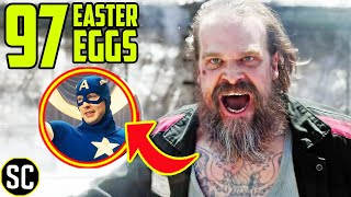 BLACK WIDOW: Every EASTER EGG and Marvel Reference | Full MCU BREAKDOWN