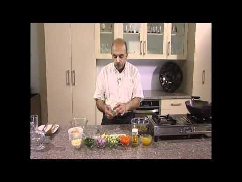 Ayurvedic Cooking - Mung Bean Salad