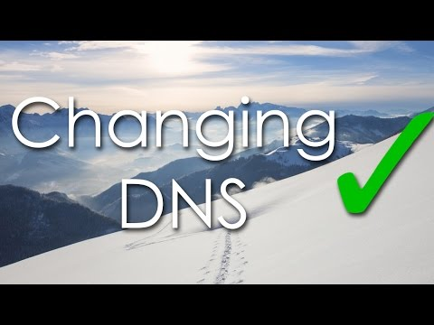 How to change DNS (Windows 10)