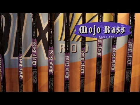 St Croix Mojo Bass Rod Review