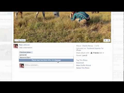 Making It Easier to Share with Who You Want Location by facebook