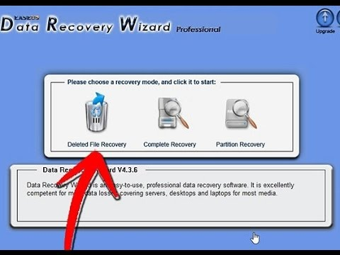 How to recover permanent deleted files and files from corrupted sd card/memory device