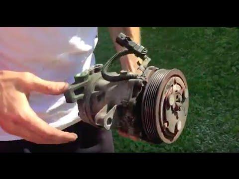 Dodge Dakota/Durango AC Compressor Repair