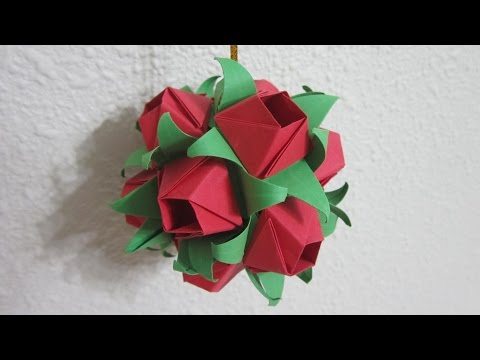 TUTORIAL - Bouquet of Rosebuds (Creator: Carlos Bocanegra)