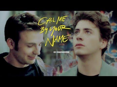 Stony || Steve/Tony || Call Me By Your Name AU