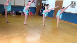our lyrical dance defying gravity