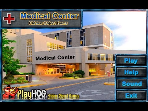 Medical Center - Free Hidden Objects Game by PlayHOG