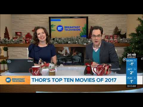 Thor's Top 10 Movies Of 2017
