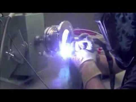 Argon TIG Welding Video