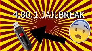 How To Jailbreak Ps3 4801 Using Just Usb