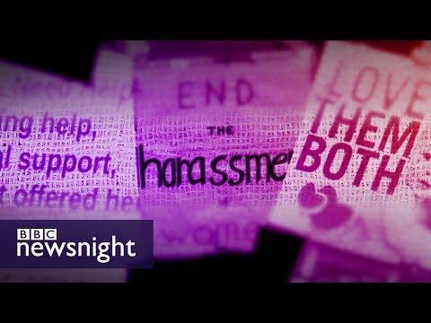 Anti-abortion vigils and buffer zones - BBC Newsnight