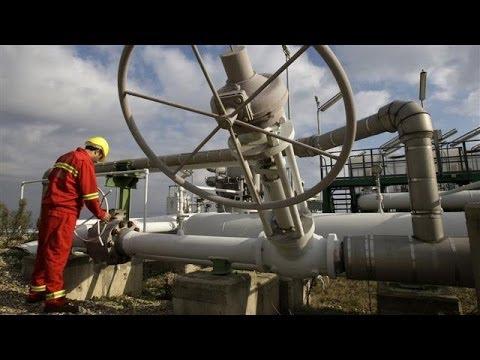 Ukraine Crisis Highlights EU Energy Supply Challenge