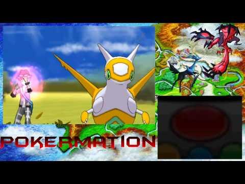 Pokemon X and Y - Shiny Mega Latias (Max IV)