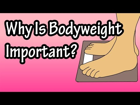 Healthy Weight - Why Is It Important To Keep A Healthy Body Weight