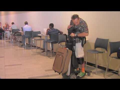 Jeff Wagner Tampa TEK RMD at Tampa International Airport