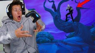 Slender Man *horror* Hide & Seek In Fortnite Battle Royale