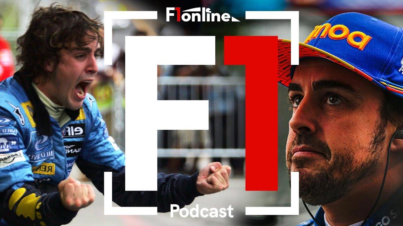 F1online Podcast Ep. 20 - Fernando Alonso: Návrat šampióna alebo chrliča jedu?