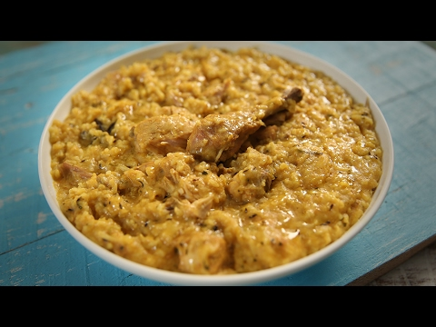 Chicken Dal Khichdi - Quick and Easy One Pot Recipe - Masala Trails