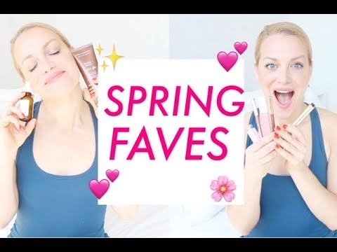 SPRING FAVORITES | TRACY CAMPOLI | MY FAVES I'M LOVING NOW