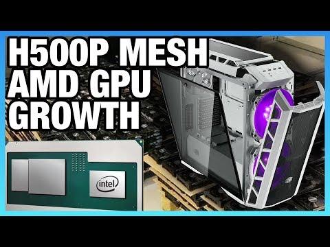HW News: H500P Mesh, AMD GPU Marketshare Growth