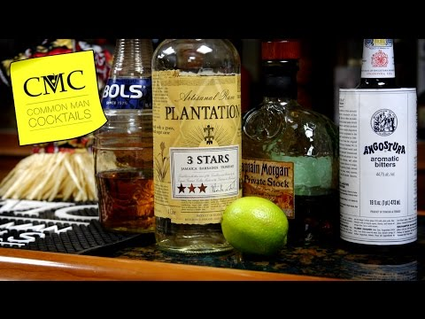 6 Easy Rum Cocktails To Learn & Master / Rum 101