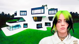 CELEBRITIES SHOW THEIR LUXURY HOMES