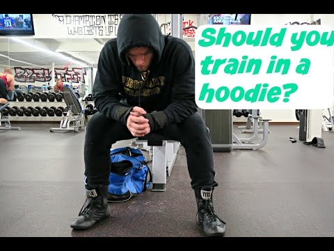 What Are The Benefits To Working Out In A Hoodie?